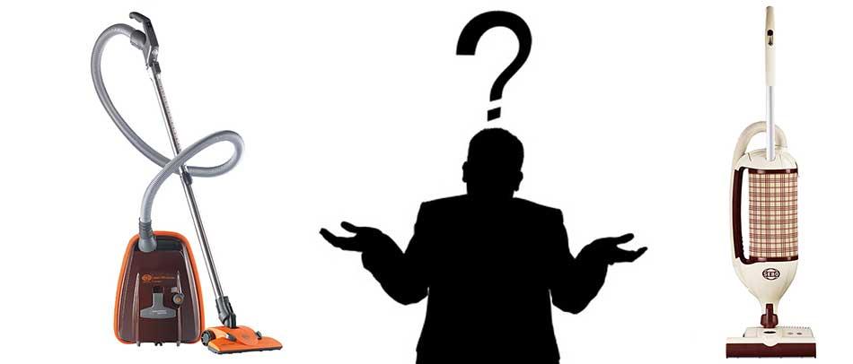 SEBO álló vagy hagyományos porszívót válasszak?