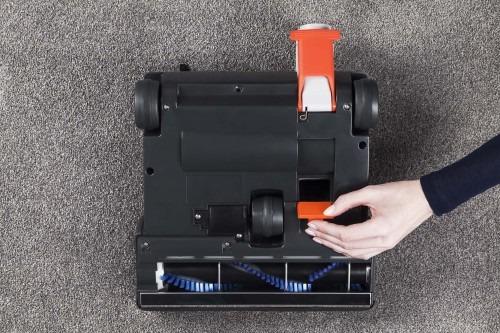 SEBO Automatic X porszívó elakadás