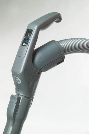 SEBO Airbelt szívóerőszabályozás