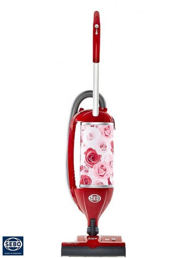 SEBO Felix 1 álló porszívó: rosso rose