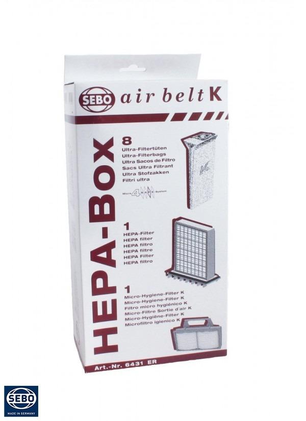 Airbelt K hepa filter