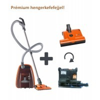 SEBO Lava Premium motoros hengerkefe fejjel
